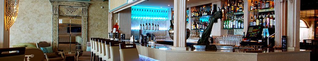 A Sophisticated Martini Lounge on Mijas Costa - El Oceano Luxury Beach Hotel & Restaurant