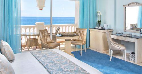 Deluxe Mini Suites - Hotel Accommodation at El Oceano Hotel, Costa del Sol, Spain head