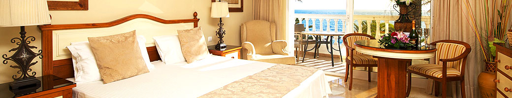 El Oceano Beachfront Hotel Accommodation, the best hotel between Marbella and La Cala de Mijas