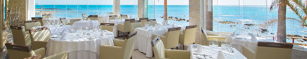 El Oceano Beachfront Restaurant Ocean Room