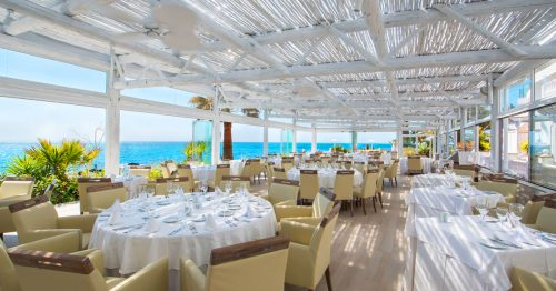 El Oceano Beachfront Restaurant The Finest Restaurant between Marbella and La Cala de Mijas