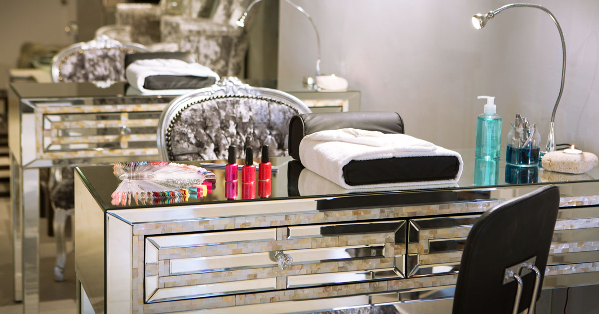 Beauty Salon Reservation