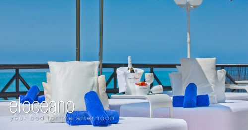 El Oceano Exclusive VIP Sunbeds and Terraces - Book Yours 01