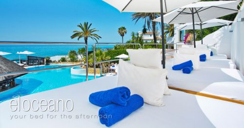 El Oceano Exclusive VIP Sunbeds and Terraces - Book Yours 02