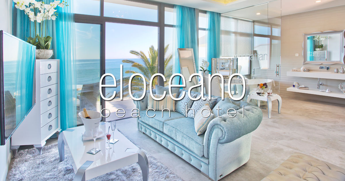 El Oceano Hotel - A Luxury beach hotel on Spain's Costa del Sol OG01