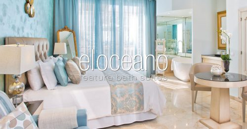 El Oceano Hotel Accommodation - Feature Bath Suites