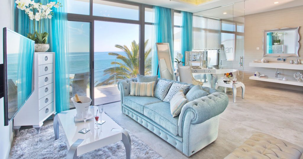 El Oceano Hotel Luxury Penthouse Suites