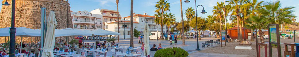 El Oceano Hotel and Restaurant Next to La Cala de Mijas