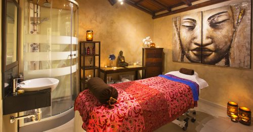Massage and Therapy Room at the El Oceano Beauty Salon - Beauty Treatments between Marbella and La Cala