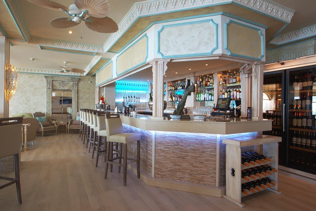 El Oceano Beach Hotel Restaurant Menu