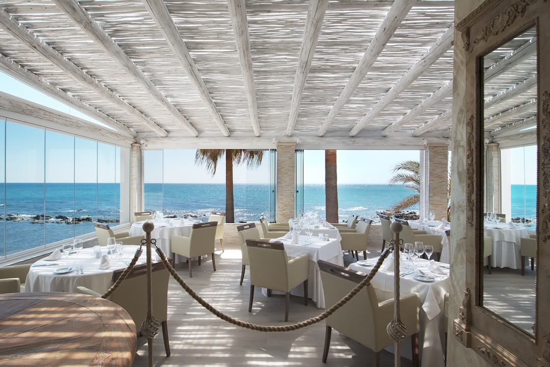Oceano Restaurant Reviews