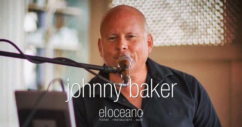 Johnny Baker Dining Entertainment at El Oceano Restaurant, Costa del Sol OG01