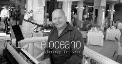 Johnny Baker - Dining Entertainment at El Oceano Restaurant, Mijas Costa OG04