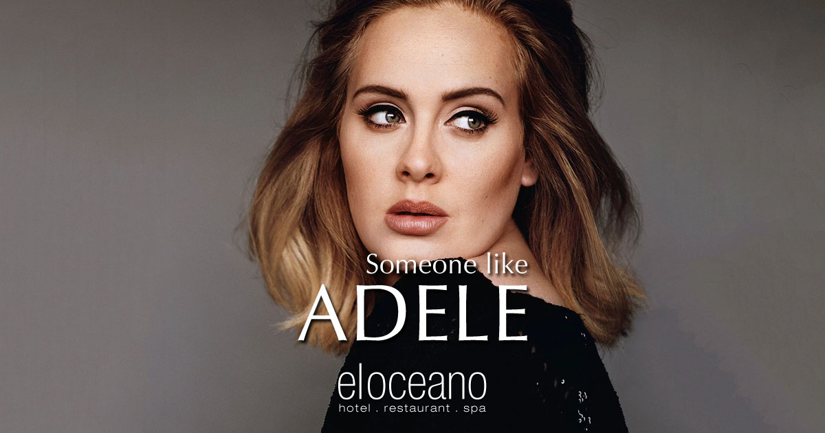 Someone Like Adele Dining Entertainment at El Oceano Beach Hotel Mijas Costa Spain OG02