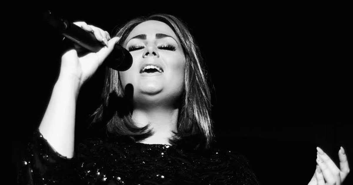 Someone Like Adele - Dining Entertainment at El Oceano Restaurant, Costa del Sol, Spain