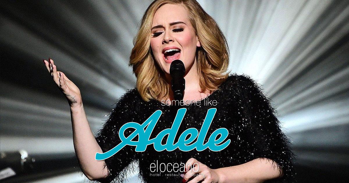 Someone Like Adele Live Music Dining Entertainment El Oceano Restaurant Mijas Costa Spain OG01