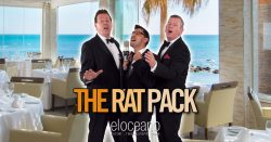 The Rat Pack LIVE - Dining Entertainment Live Music El Oceano Restaurant Mijas Costa Spain OG02
