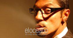 Thomas John Henry, Dining Entertainment at El Oceano Beach Restaurant, Costa del Sol, Spain 2