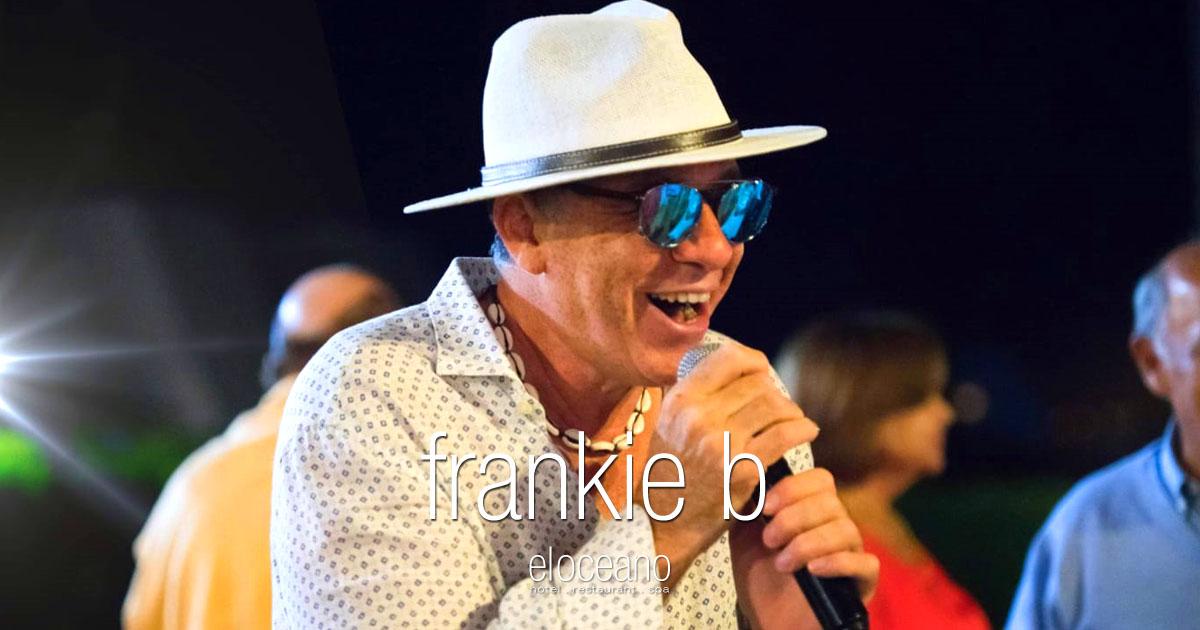 Frankie B at El Oceano Restaurant OG02