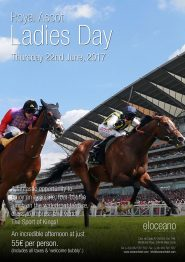 Royal Ascot Ladies Day Promo 02