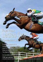 Royal Ascot Ladies Day Promo 04