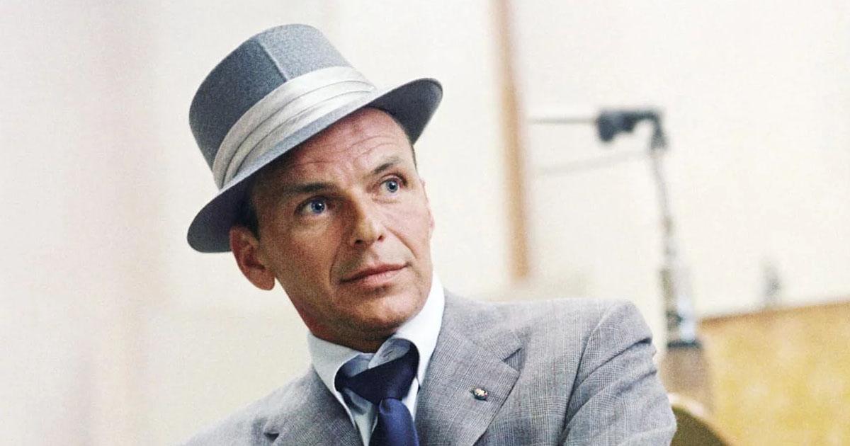 Frank Sinatra Christmas Eve El Oceano Hotel OG01
