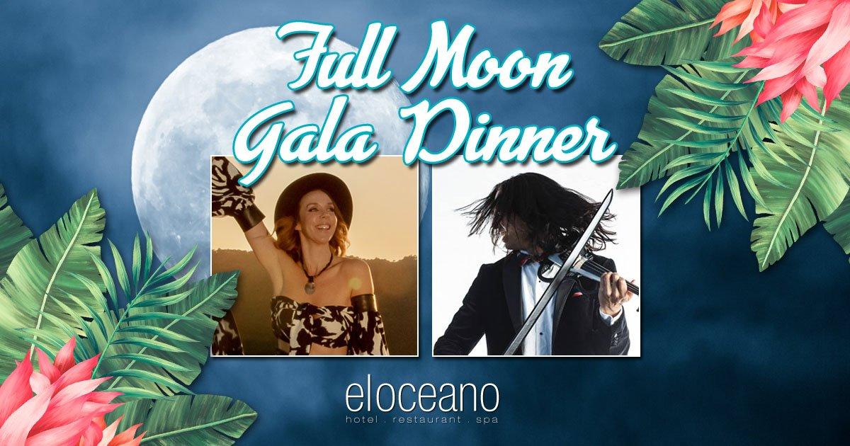 Full Moon Gala Dinner Tuesday 21st September OG01