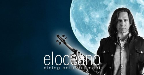 Full Moon Gala Dinner with Quike Navarro - El Oceano Restaurant, Mijas Costa