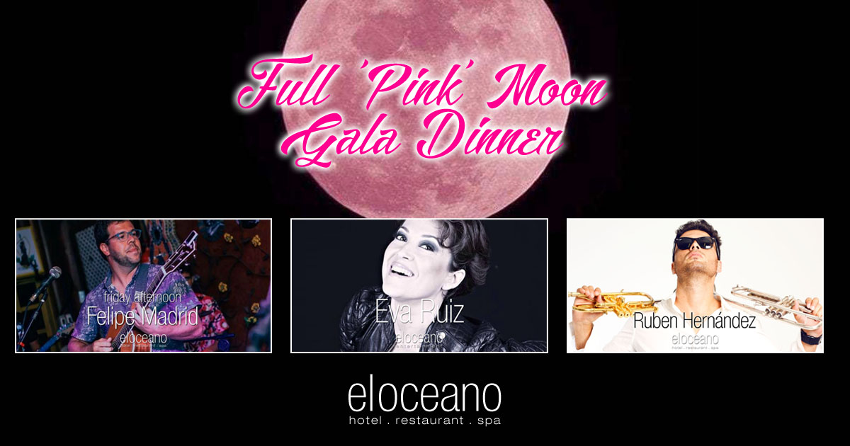 Full Moon Gala Dinners, El Oceano Luxury Beach Hotel Restaurant OG02