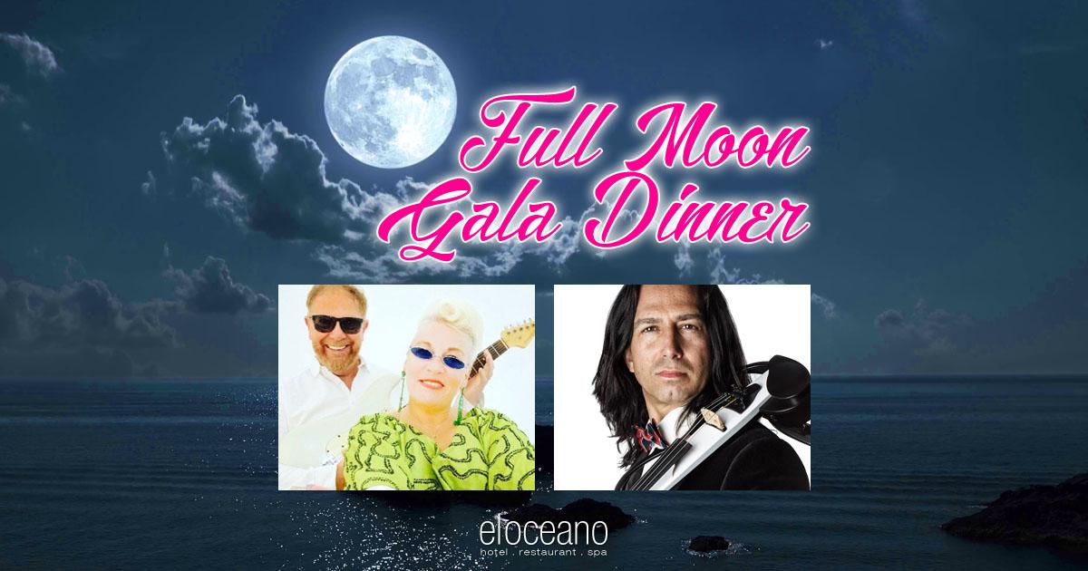 Full Moon Gala Dinners, El Oceano Luxury Beach Hotel Restaurant OG04