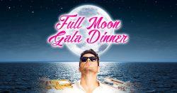 Full Moon Gala Dinners, Ruben Hernandez, El Oceano Luxury Beach Hotel Restaurant
