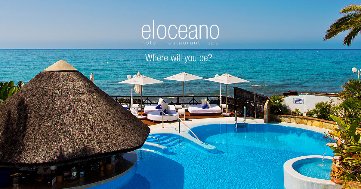 A little Vitamin 'Sea' at El Oceano Beach Hotel & Restaurant