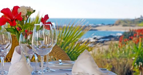 April Restaurant Reservations - El Oceano Hotel Restaurant Mijas Costa