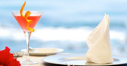 April Restaurant Reservations - El Oceano Hotel Restaurant