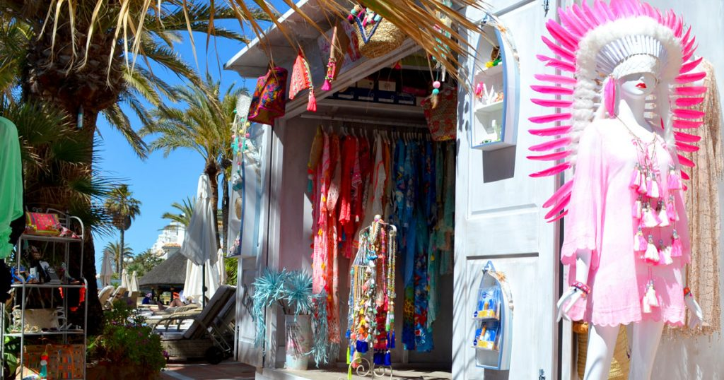 New Beach Boutique - Exclusive Beach & Pool Wear on the Terrace at El Oceano feat2