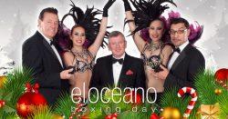 Rat Pack Boxing Day Entertainment El Oceano Hotel Restaurant OG02