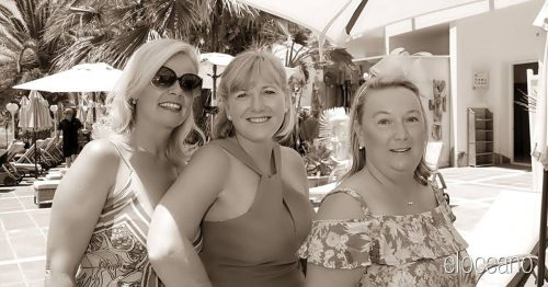 Royal Ascot Ladies Day, 2017 - El Oceano Beach Hotel, Mijas Costa, Spain