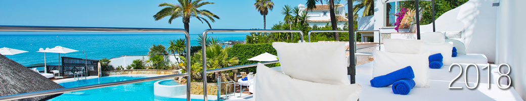 2018 Holidays at El Oceano Hotel & Restaurant, Costa del Sol, Spain