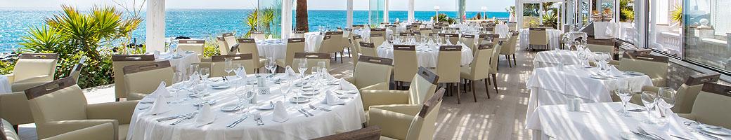 El Oceano Beach Restaurant, Mijas Costa, Costa del Sol, Spain page