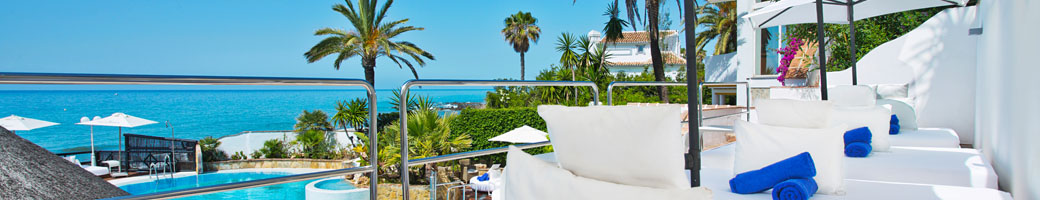 Luxury Hotel Amenities & Facilities - El Oceano Hotel, Mijas Costa, Costa del Sol, Spain