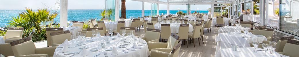 Luxury Hotel, Luxury Restaurant - El Oceano Hotel & Restaurant, Mijas Costa, Costa del Sol, Spain