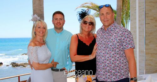 El Oceano Beach Hotel - Royal Ascot Ladies Day 2019