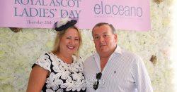 El Oceano Beach Hotel - Royal Ascot Ladies Day 2019
