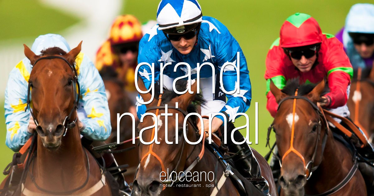 The aintree grand national el oceano beach hotel for 14th and grand salon