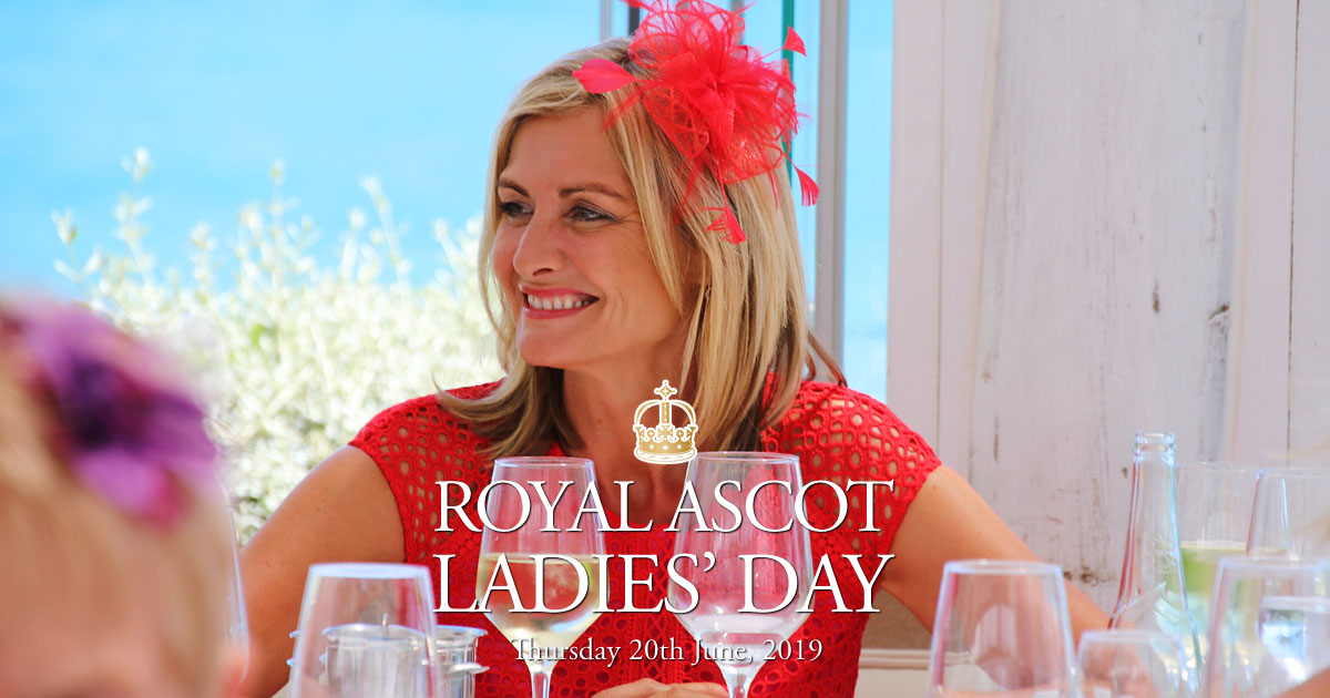 Royal Ascot Ladies Day 2019