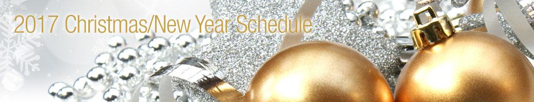 2017 Christmas New Year Schedule - El Oceano Restaurant, Mijas Costa, Spain