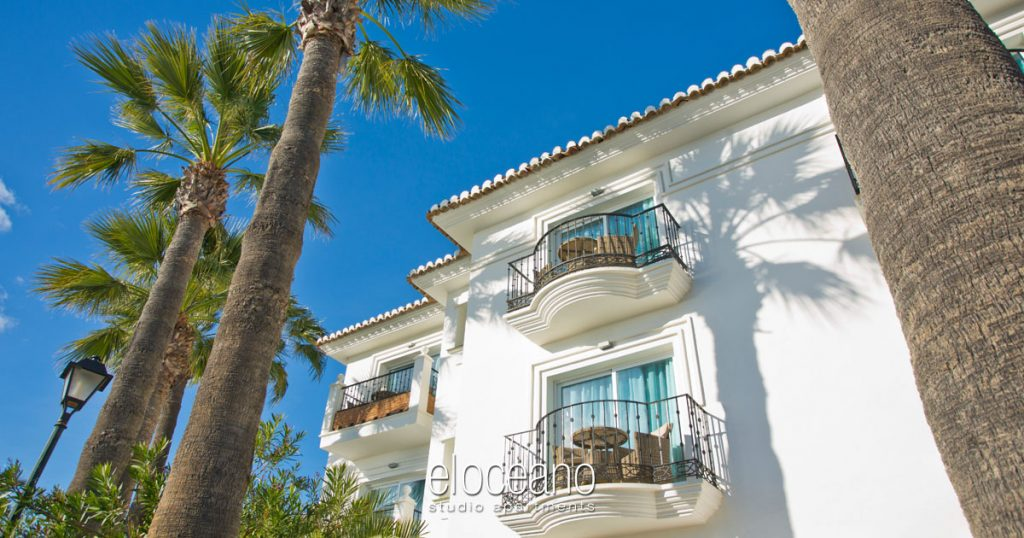 El Oceano Beach Hotel Studio Apartments - Luxury Self Catering Accommodation on the Costa del Sol OG02