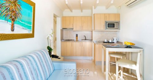 El Oceano Beach Hotel Studio Apartments - Luxury Self Catering Accommodation on the Costa del Sol OG06