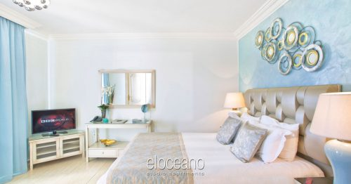 El Oceano Beach Hotel Studio Apartments - Luxury Self Catering Accommodation on the Costa del Sol OG09