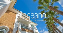 Luxury Self Catering Studio Apartments at El Oceano Beach Hotel OG02